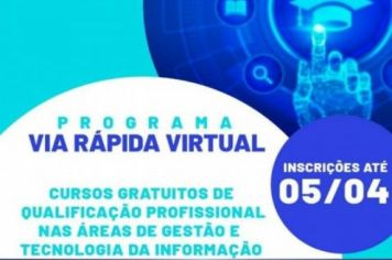 PROGRAMA VIA RÁPIDA VIRTUAL